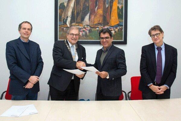 دانشگاه شیراز و روستوک آلمان تفاهم نامه همکاری امضا کردند