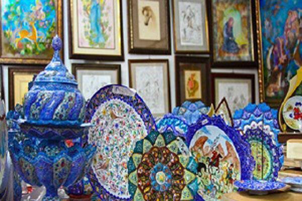 احداث شهرک صنایع دستی در اصفهان