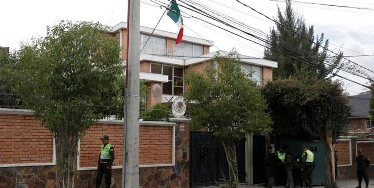 شکایت مکزیک از دولت کودتای بولیوی در دیوان دادگستری بین المللی
