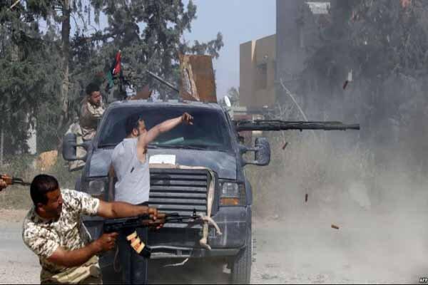 دولت وفاق ملی لیبی مجددا کنترل سرت را به دست گرفت