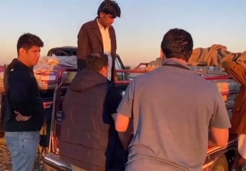 حمایت قهرمانان کشتی از مردم سیل زده استان سیستان و بلوچستان