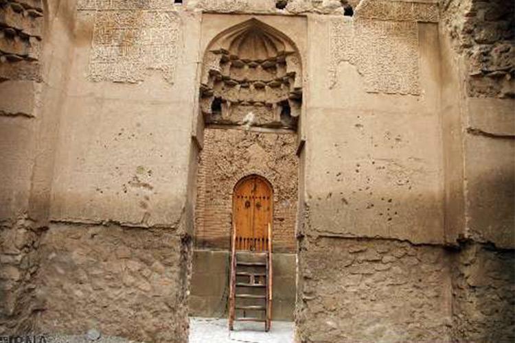 سازه عظیمی در حوالی بنای چلپی اوغلی سلطانیه کشف شد