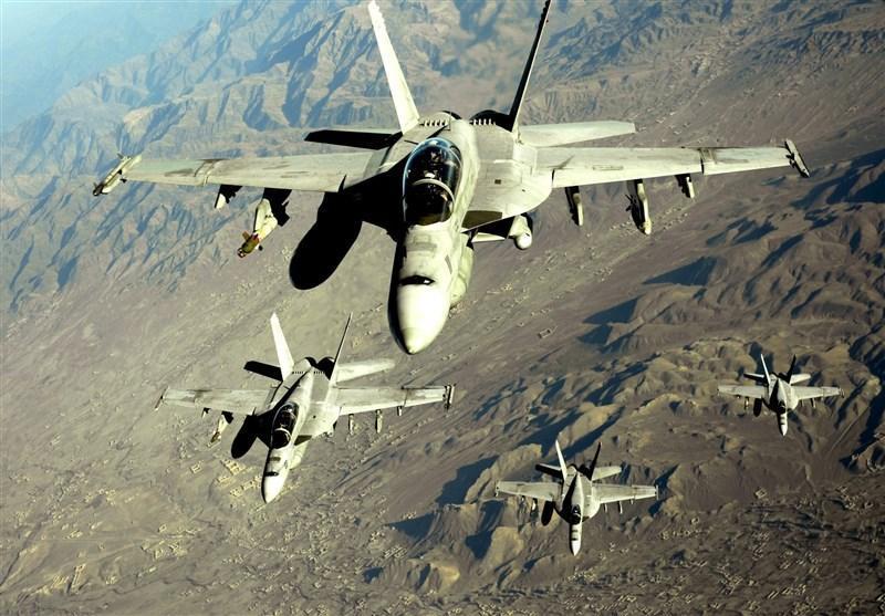 پرتاب 7 هزار و 423 بمب و موشک؛ تشدید بی سابقه حملات آمریکا علیه طالبان