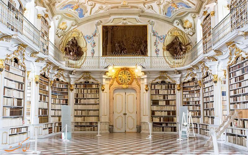 15 مورد از معروف ترین کتابخانه های دنیا