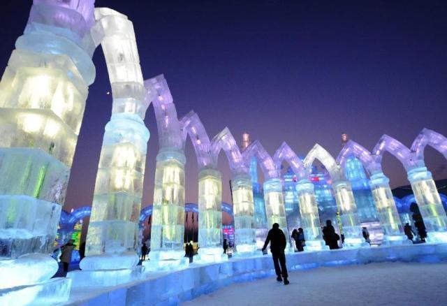 آشنایی با جشنواره برف پکن
