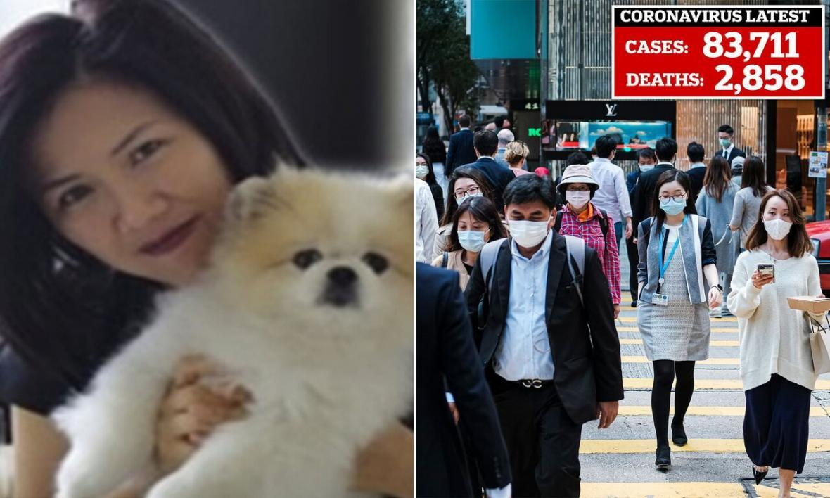 خبرنگاران اولین مورد انتقال کرونا از انسان به حیوان در هنگ کنگ ثبت شد