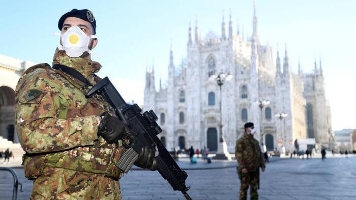 جریمه گردشگران متخلف در ایتالیا