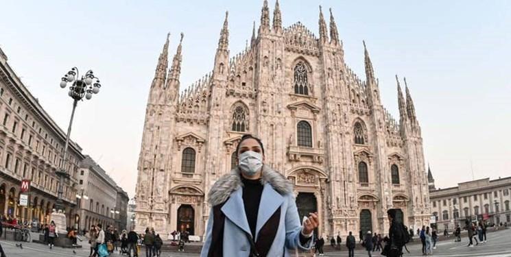کرونا در یک روز 133 نفر را در ایتالیا کشت، تعداد مبتلایان فرانسه به 1126 نفر رسید