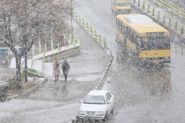 میانگین بارندگی ها در کردستان به 278 میلی متر رسید