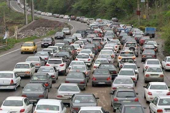 محدودیت های تازه در جاده های شمالی ، پلاک های بومی مجوز تردد دارند