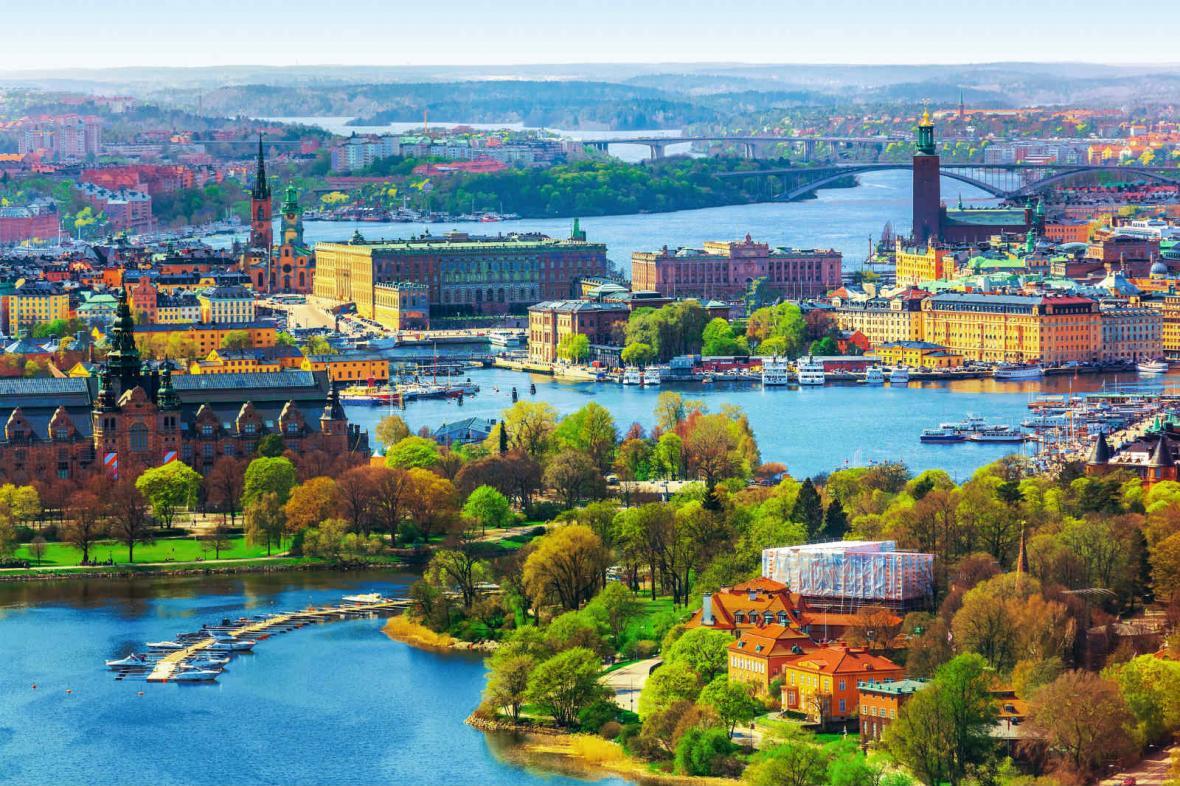 تور سوئد 4 روز استکهلم بهار و تابستان 99