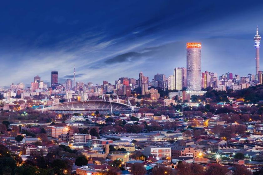 ژوهانسبورگ محبوبترین مقصد در آفریقا
