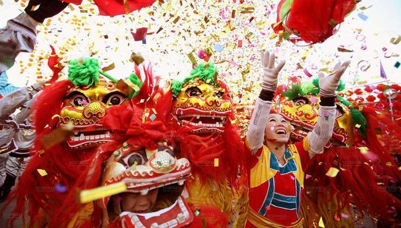 فستیوال سال نو چینی ها بانکوک