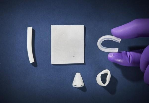 ماده جدیدی که می تواند جایگزین بافت انسانی گردد