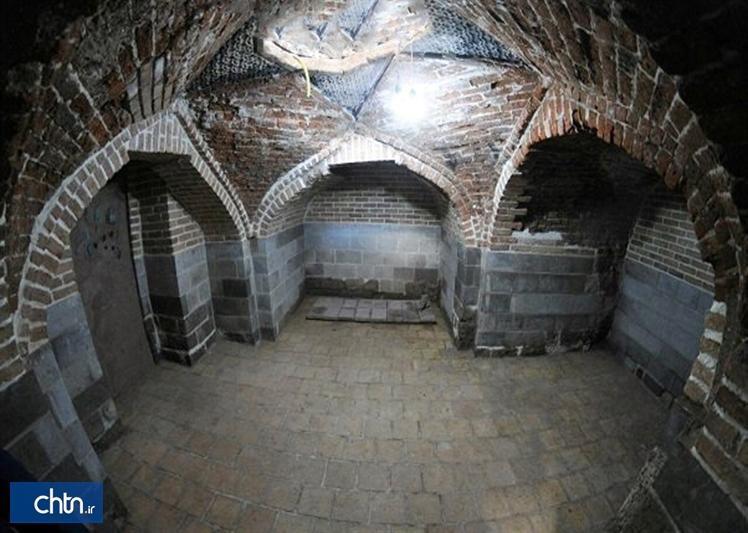 مرمت آرامگاه پیر خموش و دو مسجد تاریخی در شهرستان مرند آذربایجان شرقی