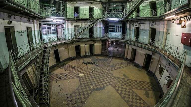 شورش در زندان روسیه
