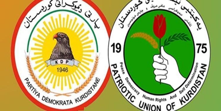 تکذیب اختلاف و درگیری دو حزب مطرح کردستان عراق