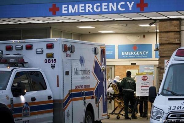 تلفات کرونا در آمریکا از 40 هزار نفر گذشت