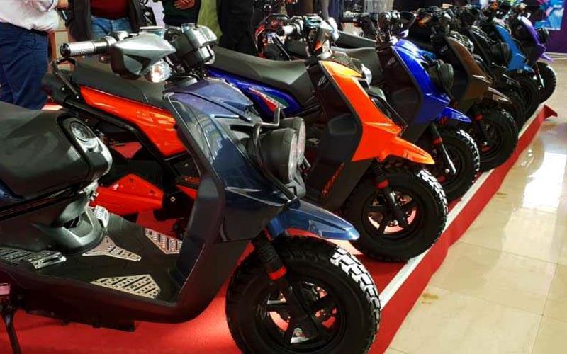 قیمت انواع موتورسیکلت در امروز 99، 3، 3