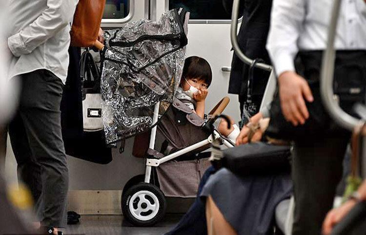 افزایش احتمال حمله قلبی ، ماسک برای بچه ها زیر دو سال بسیار خطرناک است