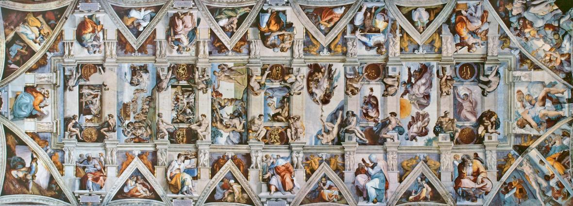 کلیسای سیستین واتیکان (ایتالیا)