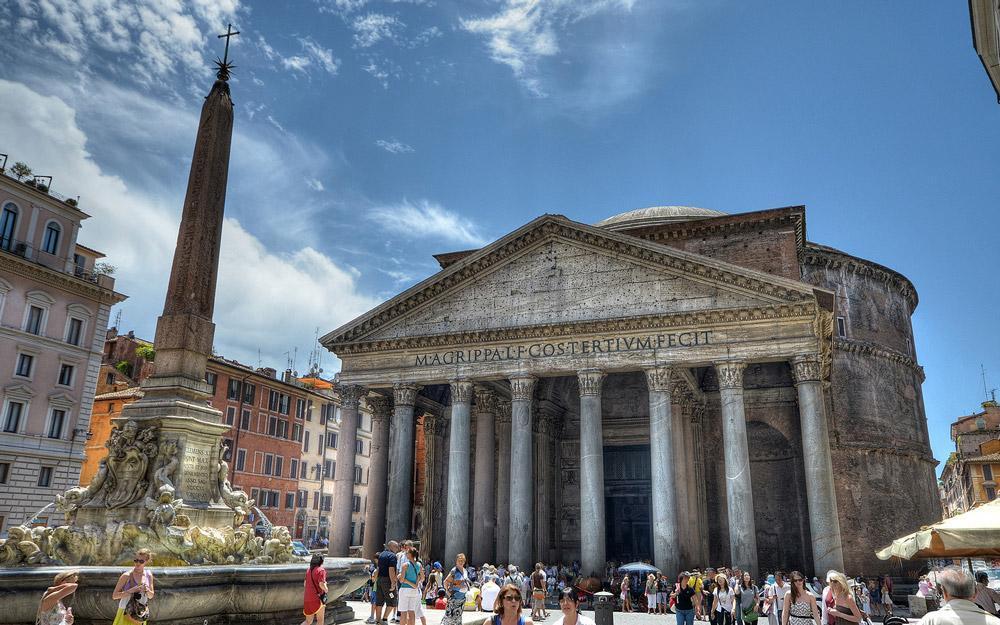 پانتئون رم (ایتالیا)
