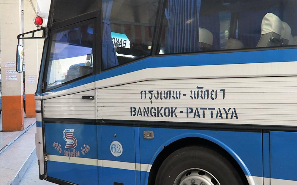 رفتن از بانکوک به پاتایا در تور تایلند