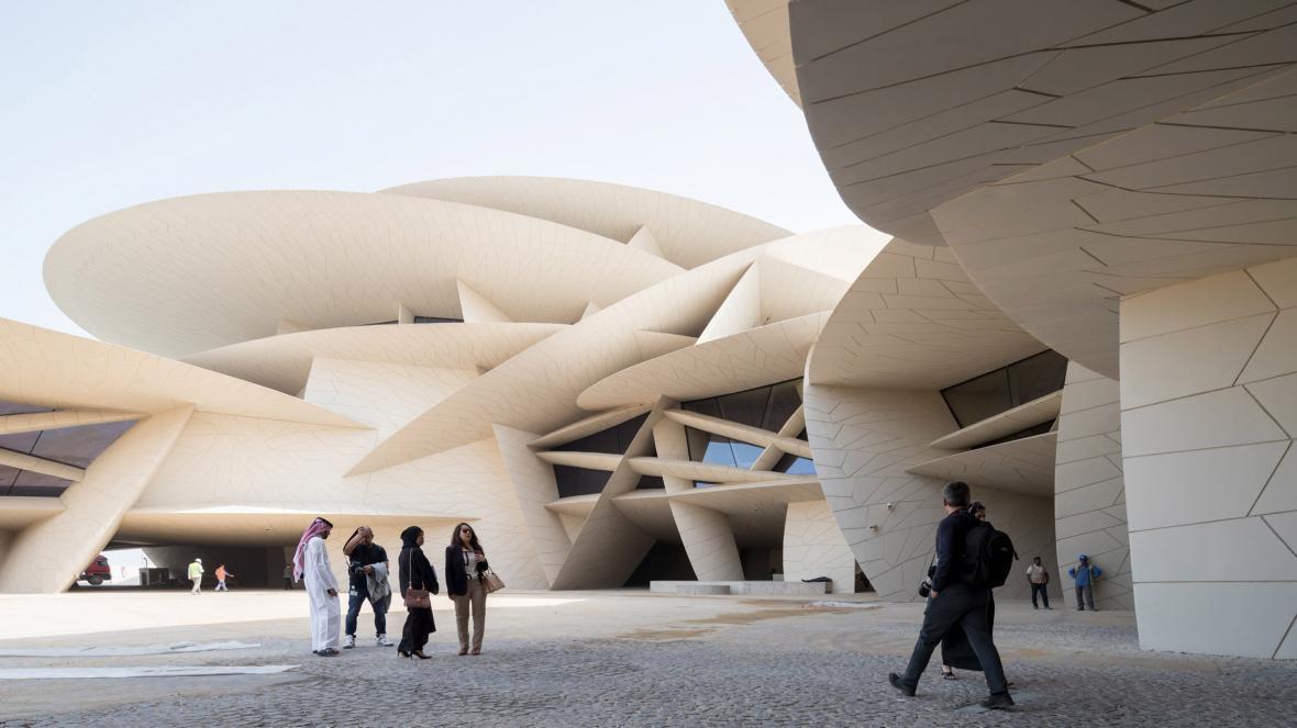 موزه ملی قطر