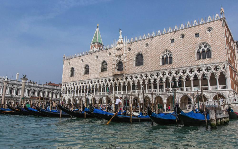 قصر دوک، یکی از مهمترین جاذبه های ونیز ایتالیا