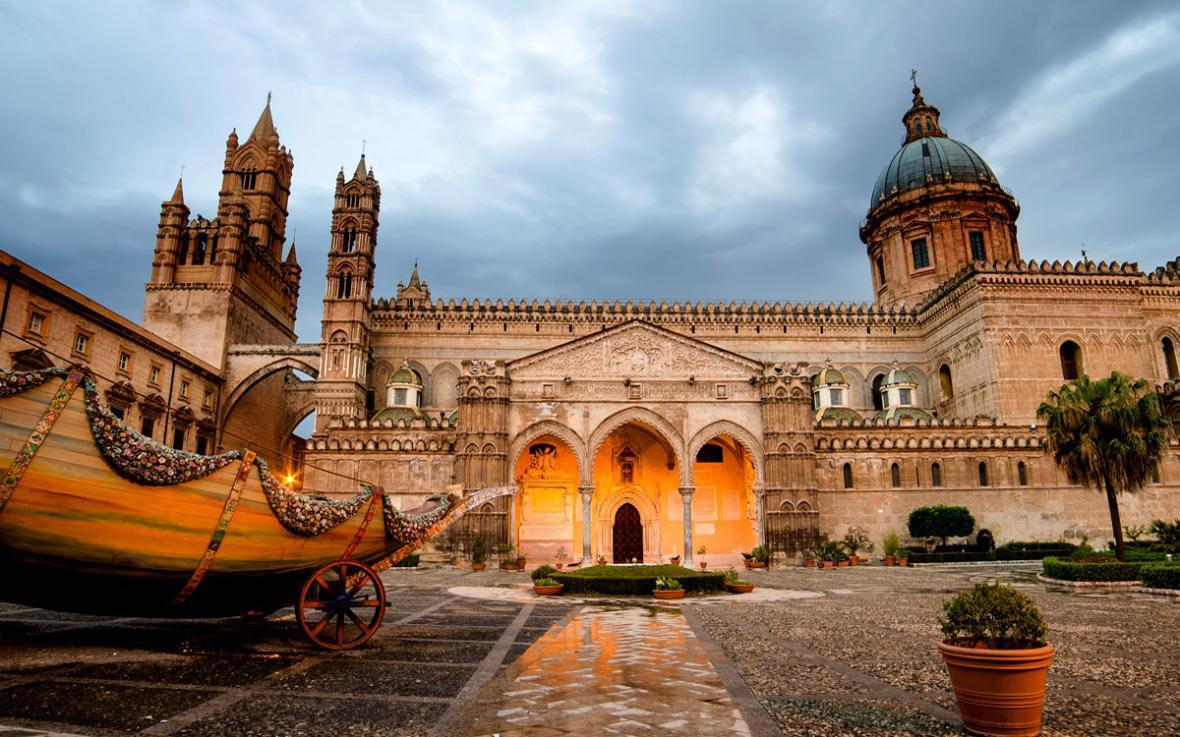 اقامت ده روزه در سیسیل در مدت تور ایتالیا (برنامه سفر پیشنهادی)