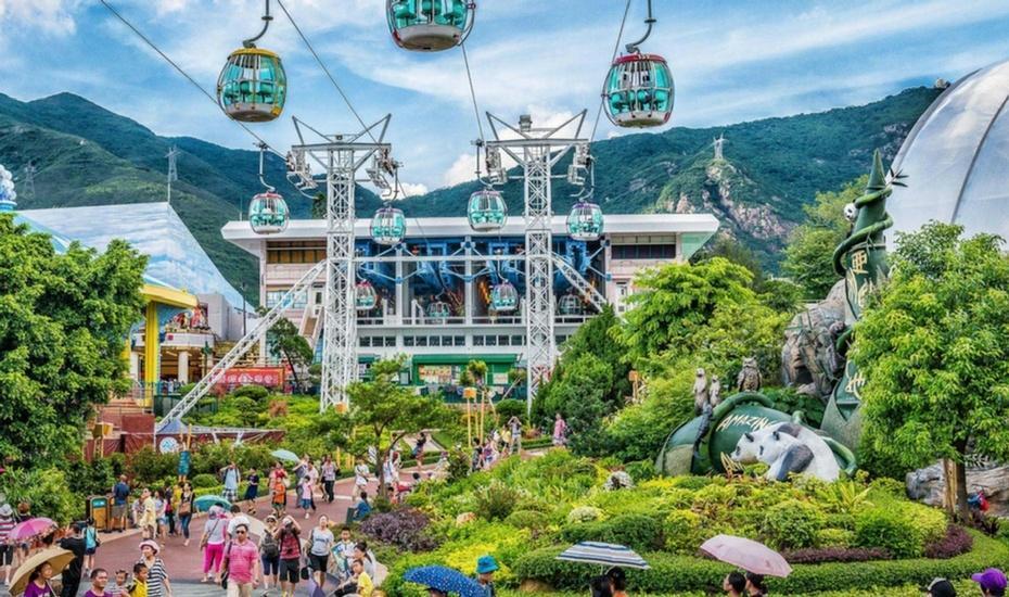 ده پارک تفریحی برتر در چین