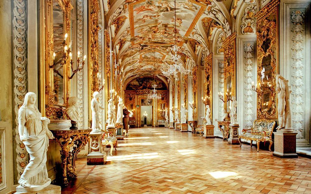 بازدید از ده موزه برتر رم همراه با تور ایتالیا