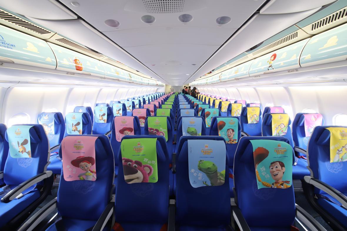 تابینهایت و فراتر از آن..انیمیشن داستان اسباب بازی این بار در خطوط هواپیمایی شانگهای