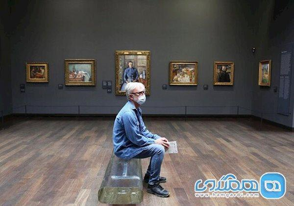 اعلام بازگشایی خانه آثار نقاشان فرانسوی امپرسیونیست