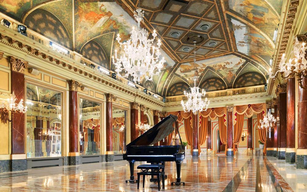اقامت در لوکس ترین هتل های ایتالیا