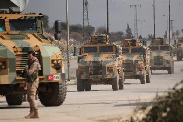 ترکیه پایگاه های نظامی خود در شمال عراق را افزایش می دهد