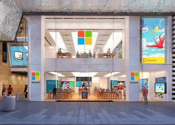 فروشگاه های مایکروسافت تعطیل می شوند