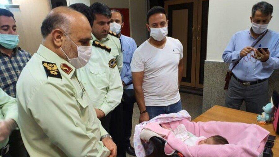 بازداشت 3 نفر در ارتباط با پرونده نوزادفروشی
