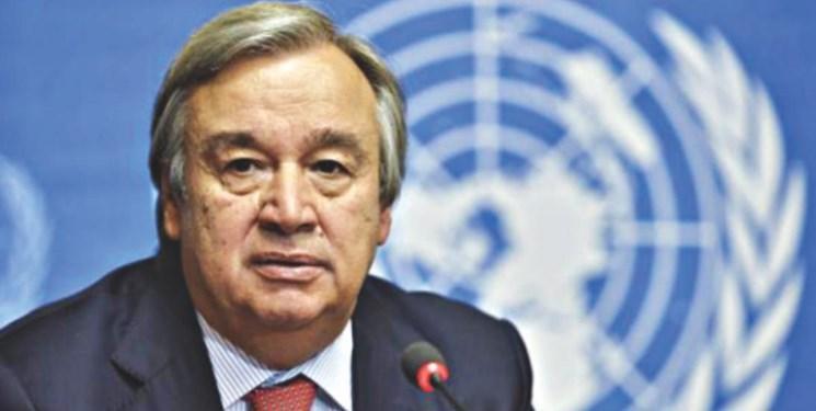 دیپلمات روسیه: از ماندن گوترش به عنوان دبیر کل سازمان ملل حمایت می کنم
