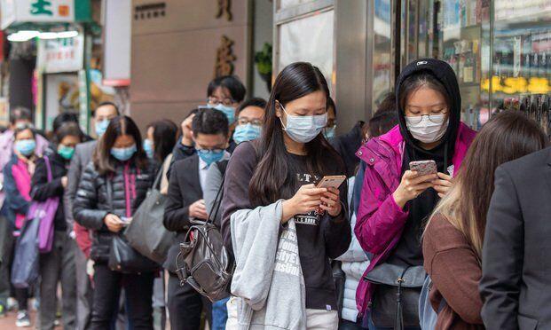 صفر شدن کرونا در پکن، هراس از موج سوم در هنگ کنگ