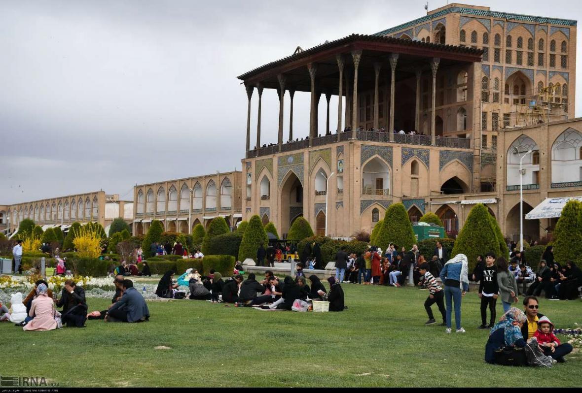 ایران، در میان 50 مقصد گردشگری و توریستی 2015