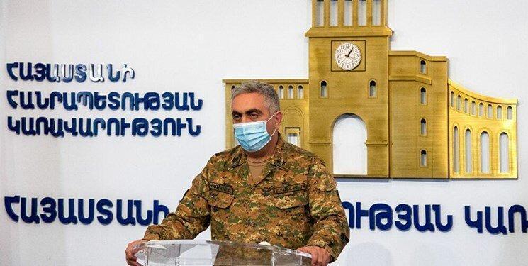 هشدار ارمنستان درباره احتمال توسل به موشک اسکندر و سوخو 30