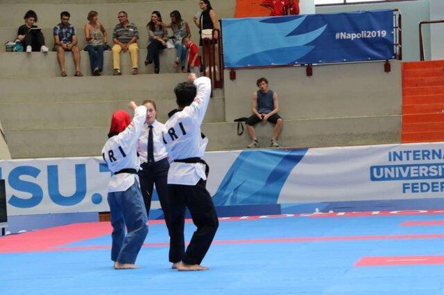 3 مدال، دستاورد پومسه روهای خوزستانی از مسابقات بین المللی