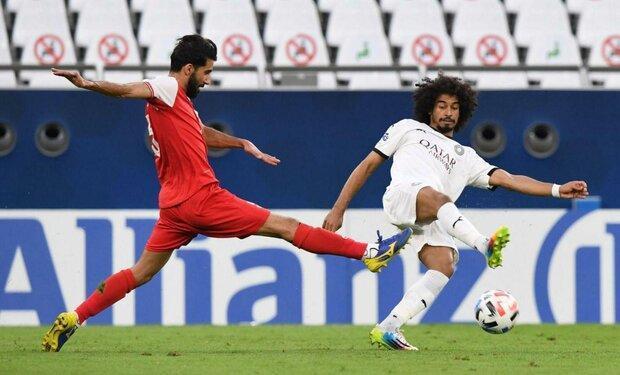 واکنش هافبک پرسپولیس به پیشنهاد تیم های قطر و رویارویی با النصر