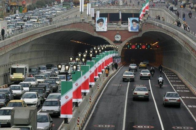 شیوه نامه جدید طراحی تونل های ترافیک شهری تصویب شد