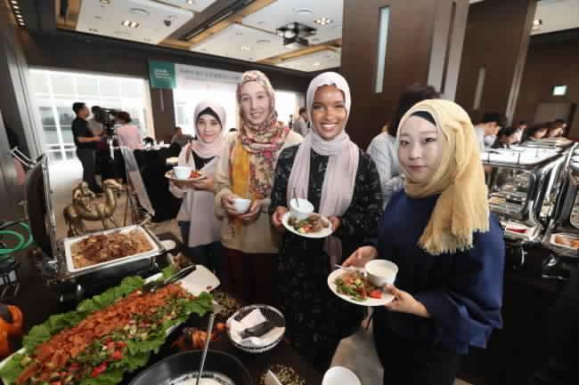 کره جنوبی و جذب گردشگران مسلمان