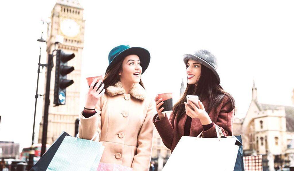 لوکس ترین مراکز خرید اروپا