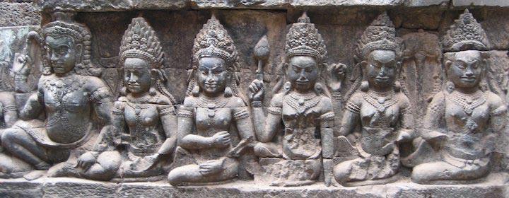 با جاذبه های توریستی کامبوج آشنا شوید