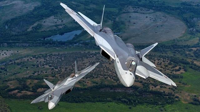 عراق به دنبال خرید جنگنده رادار گریز سوخوی 57 روسیه
