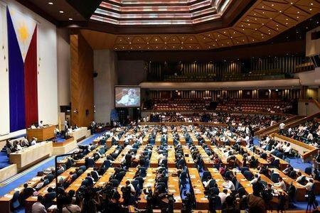 بحران در مجلس فیلیپین بر سر معین رئیس جدید